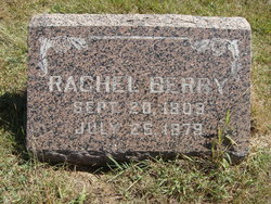Rachel Ann <i>Larimore</i> Berry