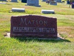 Albert Matson