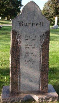 Addie E <i>Lovely</i> Burnett