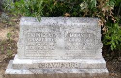 Mary J. <i>Robinson</i> Crawford