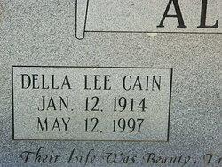 Della Lee <i>Cain</i> Aldy