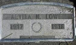 Arvela Nancy Lowe