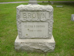 Elisha P. Brown