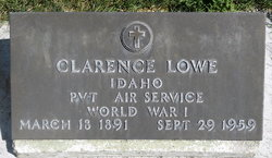 Clarence Lowe