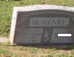 Russell William McHenry