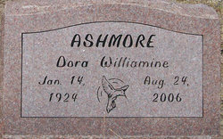 Dora Williamine Ashmore