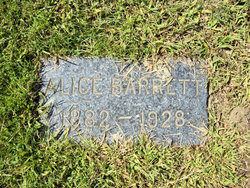 Alice Barrett