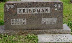Helen Clara <i>Weaver</i> Friedman
