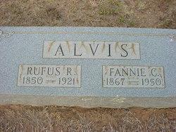 Rufus R. Alvis