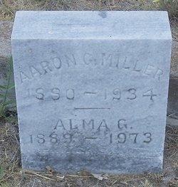 Aaron G Miller