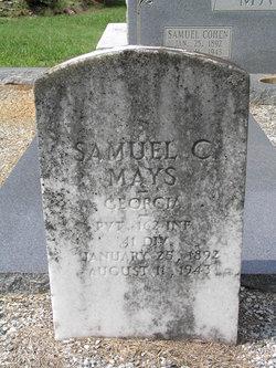 Samuel Cohen Mays