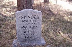 Rafael Antonio Espinoza