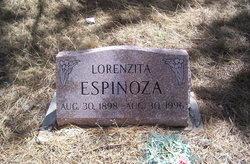 Lorenzita <i>Torres</i> Espinoza