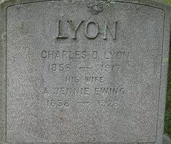A Jennie <i>Ewing</i> Lyon