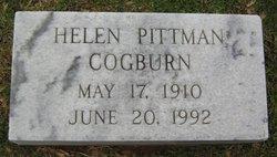 Helen <i>Pittman</i> Cogburn