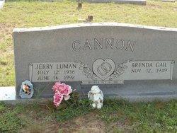 Jerry Luman Cannon