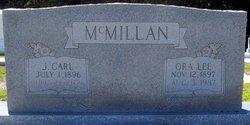 J Carl McMillan