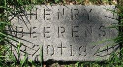 Henry Beerens