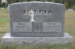 Ralph C Bohne
