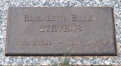 Elizabeth Ellen Stevens