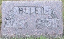 Leland U Allen
