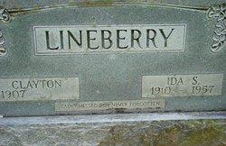 Ida Stella <i>Jennings</i> Lineberry