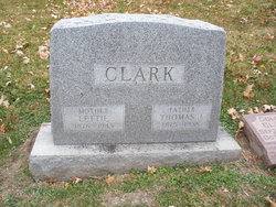 Letitia Lettie or Let <i>Morton</i> Clark