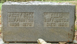 Margaret Peggy <i>Bell</i> Buffington
