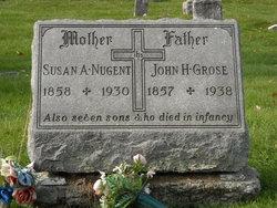 Susan A. <i>Nugent</i> Grose