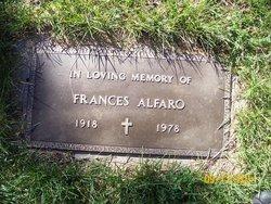 Frances Alfaro