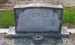 Madge <i>Sanders</i> Jones