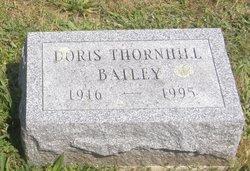 Doris <i>Thornhill</i> Bailey