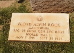 Floyd Alvin Rock