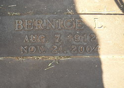 Bernice <i>Lee</i> Thomas