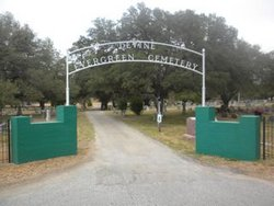 Devine Evergreen Cemetery