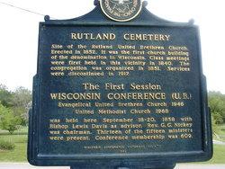 Rutland Center Cemetery