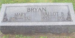 Hallot B. Bryan