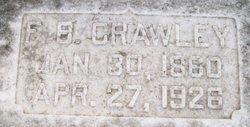 Francis Bartow Crawley