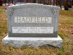 Randall Leighton Hadfield, Sr