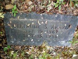 Gertrude <i>Staley</i> Akard