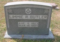 Limmie Raines Butler