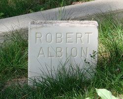 Robert Albion