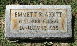 Emmett R Abbitt