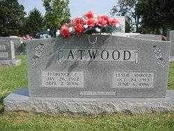 Florence <i>Caudill</i> Atwood