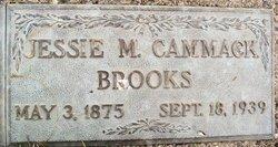 Jessie May <i>Michels</i> Cammack Brooks