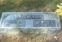 James B McCabe