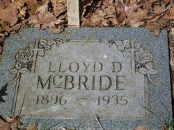 Lloyd Darrell McBride