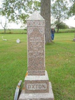 Mildred Alice <i>Anderson</i> Oxton