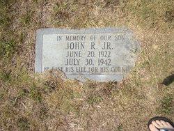 PFC John R Sauter