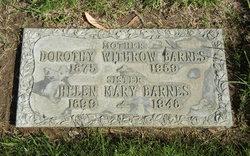 Dorothy <i>Withrow</i> Barnes